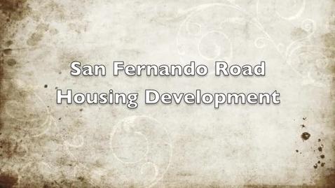 Thumbnail for entry Housing Development