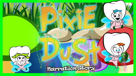 Thumbnail for entry Magical Story of Pixie Dust | Read Aloud Stories | Master Plaster Stories