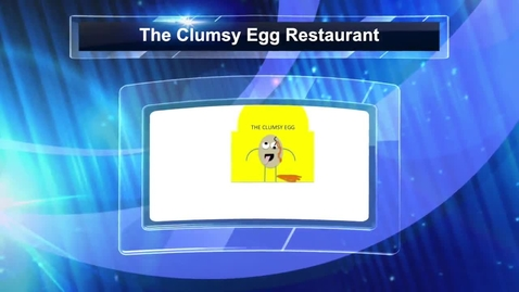 Thumbnail for entry The Clumsy Egg Restaurant
