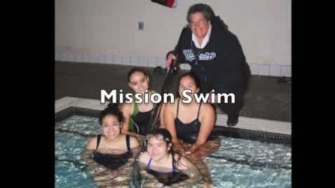 Thumbnail for entry Mission Swim 2014