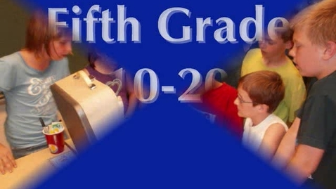 Thumbnail for entry Brookville 5th Grade 2010-2011