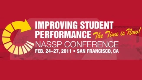 Thumbnail for entry 2011 NASSP Conference Exhibitors Promo