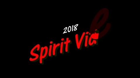 Thumbnail for entry KCHS Homecoming Spirit Video 2018