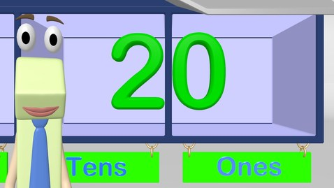 Thumbnail for entry Place Value First Grade - Tens and Ones