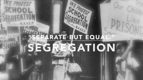 Thumbnail for entry Segregation