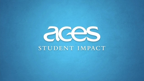 Thumbnail for entry Student Impact Video
