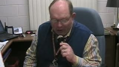 Thumbnail for entry Seniors Guidance Video - Fall 2011