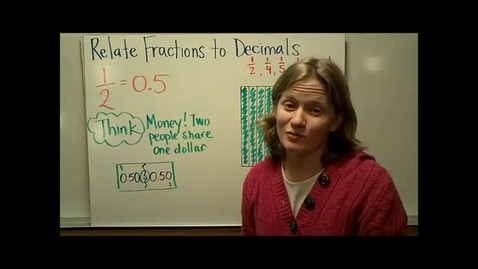 Thumbnail for entry Fractions & Decimals