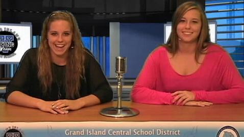 Thumbnail for entry Viking Vision News 10-5-2012