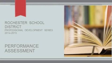 Thumbnail for entry April Professional Development Online
