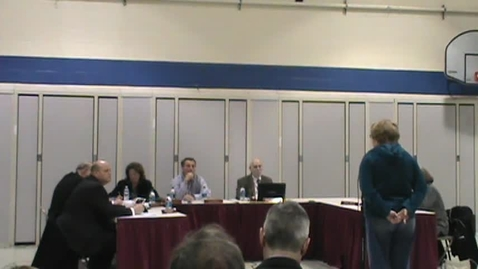 Thumbnail for entry BOE Meeting, March 2, Part 2
