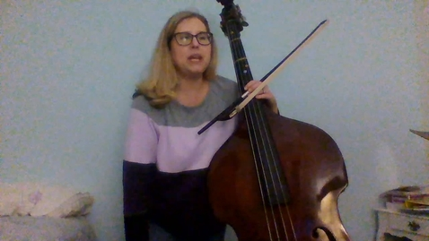 Thumbnail for entry Bass GR 6 Jingle Bells; Lightly Row; Boil Them Cabbage; Dreidel