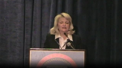 Thumbnail for entry Lisa Lucius of Mississippi NDP award speech
