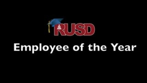 Thumbnail for entry Employee of the Year