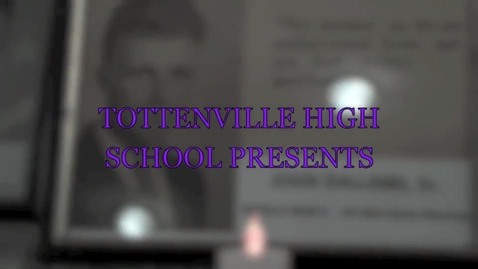 Thumbnail for entry Tottenville High School Acknowledges Memorial Day 2015