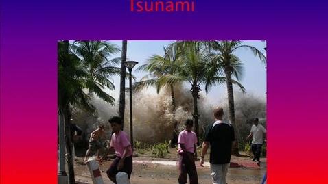 Thumbnail for entry About Tsunami: Duyen