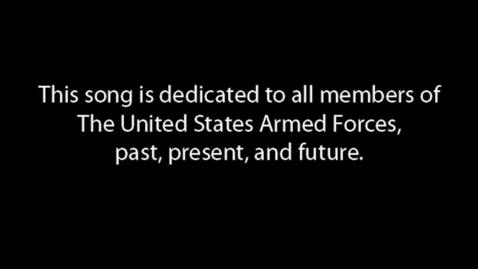 Thumbnail for entry Veterans Day