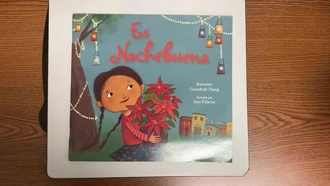 Thumbnail for entry Lectura- martes- Es noche buena- 12/15/20