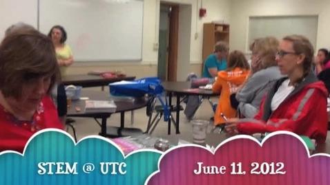 Thumbnail for entry STEM @ UTC