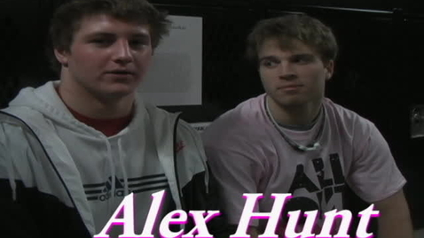 Thumbnail for entry Pink Out Interview