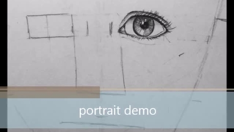 Thumbnail for entry Portrait Demo   (without mouth, yet)