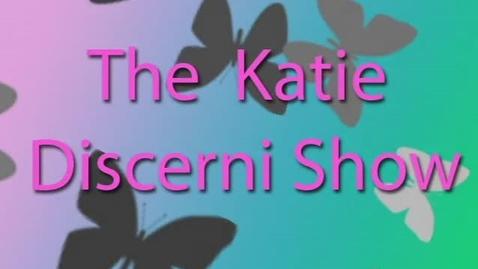 Thumbnail for entry The Katie Discerni Show - WSCN (2009-2010)
