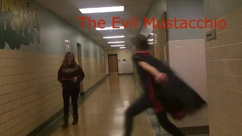 Thumbnail for entry Superhero Bullying