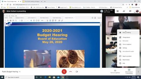 Thumbnail for entry Grand Island 2020-21 Budget Presentation 5-26-2020