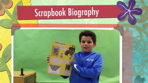 Thumbnail for entry Will's Scrapbook Biography