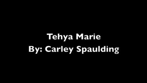 Thumbnail for entry Carley's Memoir