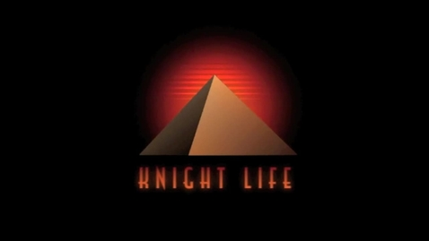 Thumbnail for entry Knight Life 1 - 2012-13