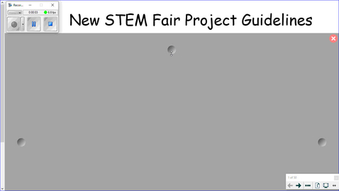 Thumbnail for entry Introduction to Virtual STEM Fair