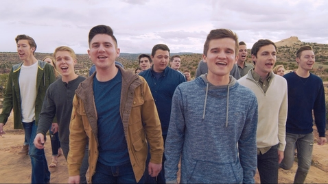 Thumbnail for entry You Will Be Found   BYU Vocal Point (A Cappella Cover from Dear Evan Hansen)