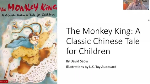 Thumbnail for entry Monkey King A Classic Chinese Tale for Children - Read Aloud