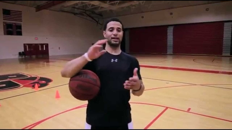 Thumbnail for entry How To Dribble A Basketball- The Basics | Part 1