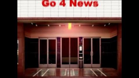 Thumbnail for entry 1-29-13 GO 4 News