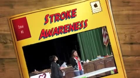 Thumbnail for entry Stroke Awareness Day 2014