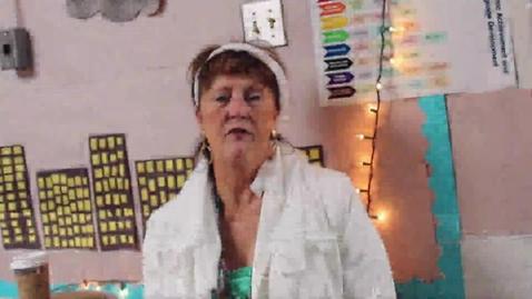Thumbnail for entry Mrs. Yancey - Teacher Profile