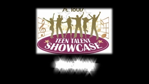 "Thumbnail for entry St. Louis Teen Talent Showcase-Our Story ""Maggie and Gabby"" - Week 3"