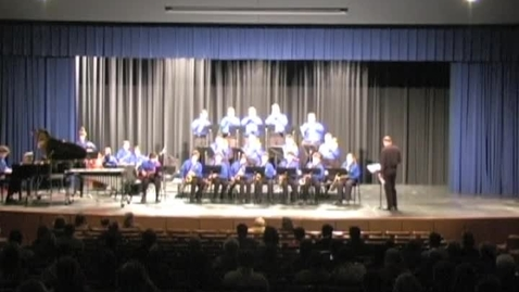 Thumbnail for entry Blue Knights and Blue Notes Jazz Bands Concert