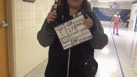 Thumbnail for entry PSA: 6th Grade Transitions (Brianna & Sadie)