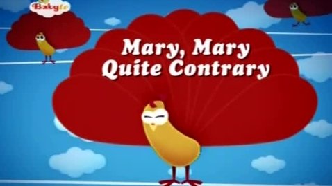 Thumbnail for entry Mary, Mary Quite Contrary