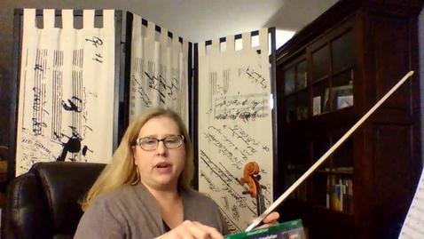 Thumbnail for entry String Basics Book 3 for Violin and Viola Page 4 -  Grade 8