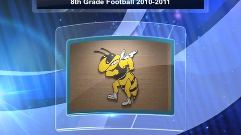 Thumbnail for entry WAMS 8th Grade Football 2010