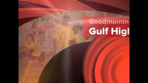 Thumbnail for entry Gulf High Morning News: 1/23/13