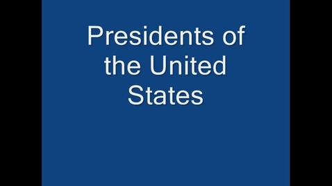 Thumbnail for entry President