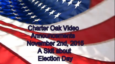 Thumbnail for entry Election Day