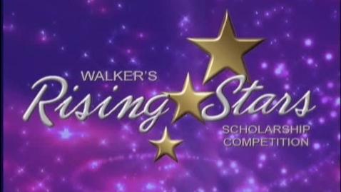 Thumbnail for entry 2010 Walker's Rising Stars Jacob Stewart