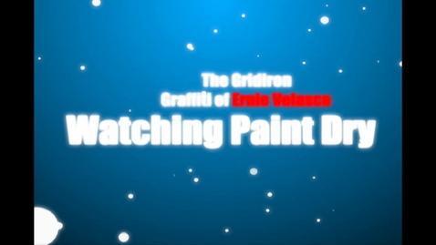 Thumbnail for entry The Gridiron Graffiiti of Ernie Velasco