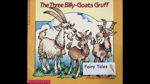 Thumbnail for entry Three Billy Goats Gruff, Scholastic 1984